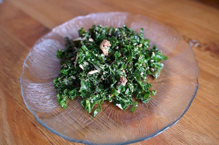 Produkt des Monats: Grünkohlsalat
